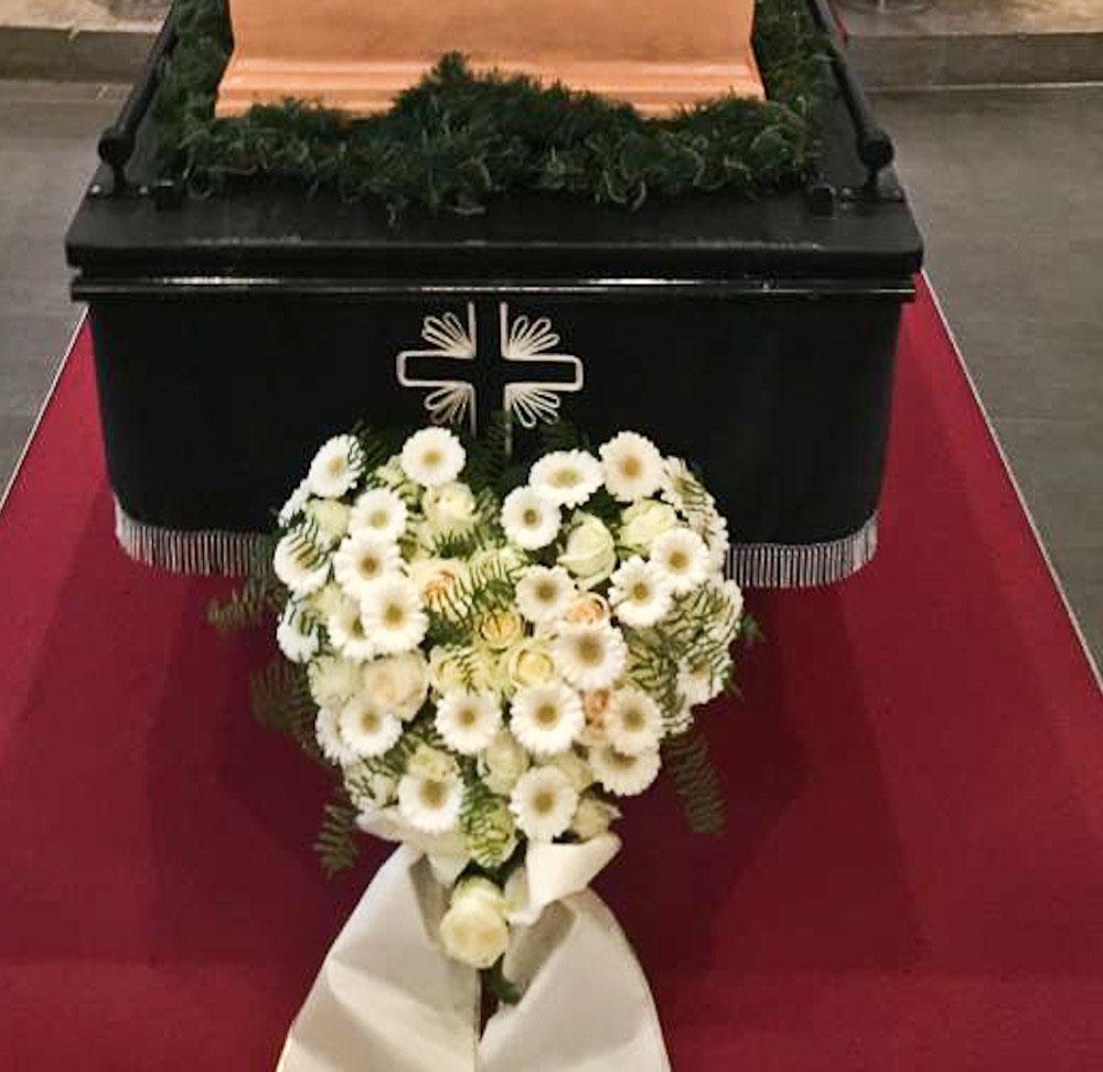 Trauerfloristik Vlotho Zauberbluete Trauerfall Beerdigung