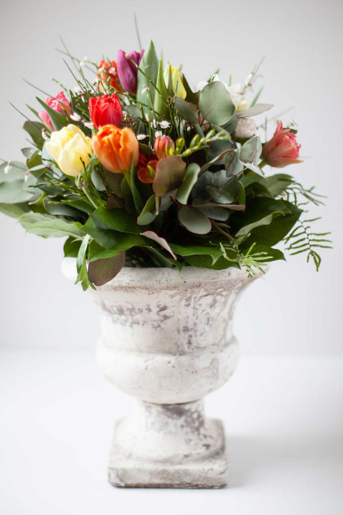 Blumen der Saison frisch Blumenstrauss online Vlotho Exter