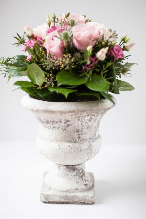 Rosen online Abholung Blumenladen Vlotho Exter Blumenstrauß Schnittblumen