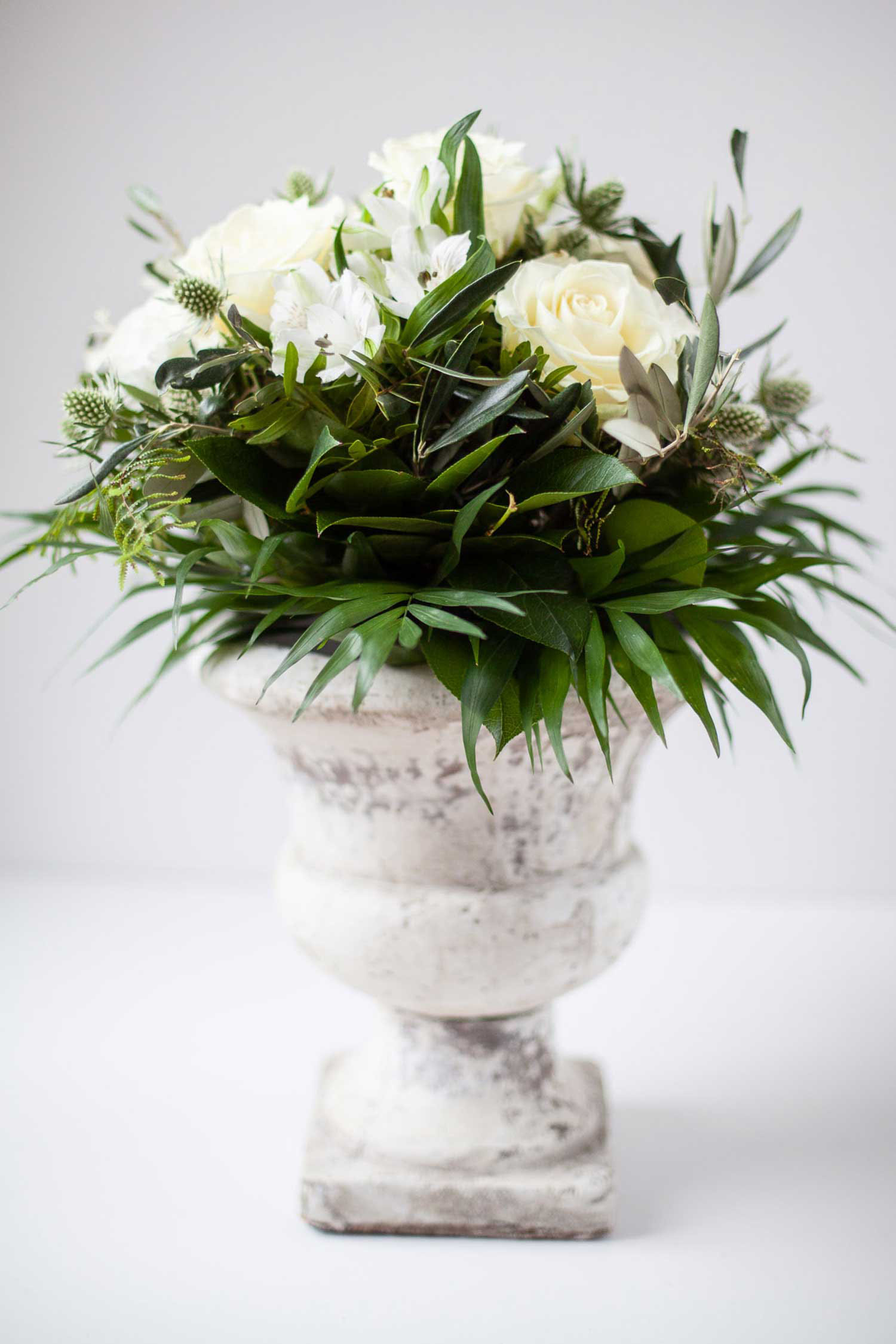 Blumenstrauß vorbestellen online Blumenladen Vlotho Exter Florist Blumenschmuck